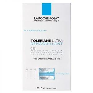 La Roche-Posay Toleriane Monodose Make Up Remover X30