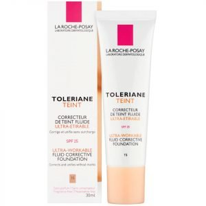 La Roche-Posay Toleriane Teint Fluide Foundation 15 Golden 30 Ml