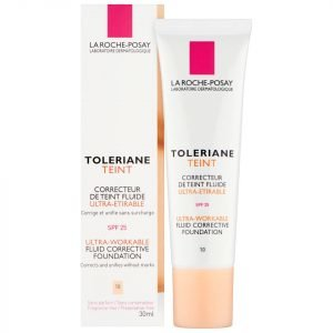 La Roche-Posay Toleriane Teint Foundation Fluide 10 Ivory 30 Ml
