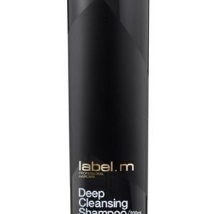 Label.M Deep Cleansing Shampoo