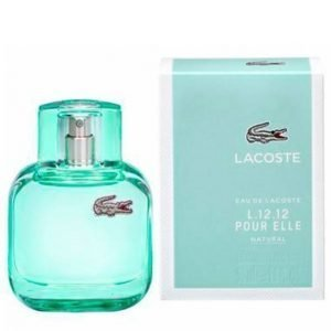 Lacoste L.12.12 Elle Natural Edt 50 Ml Hajuvesi