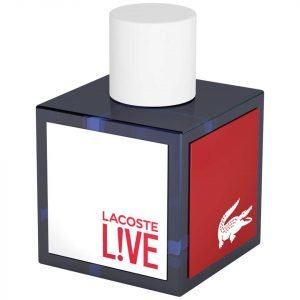 Lacoste L!Ve Eau De Toilette 60 Ml