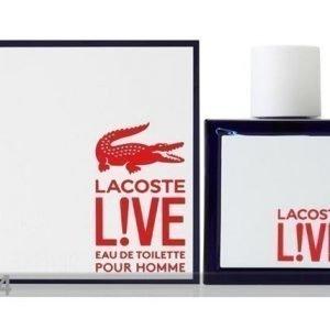 Lacoste Lacoste Live Edt 100ml