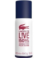 Lacoste Live Deospray 150ml