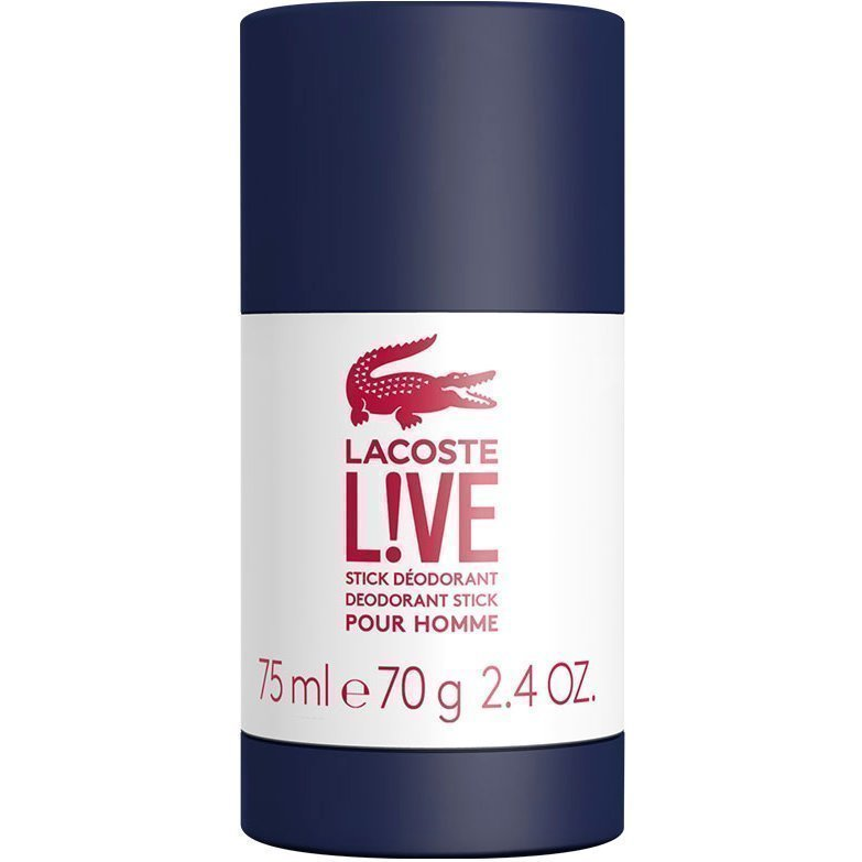 Lacoste Live Deostick Deostick 75ml