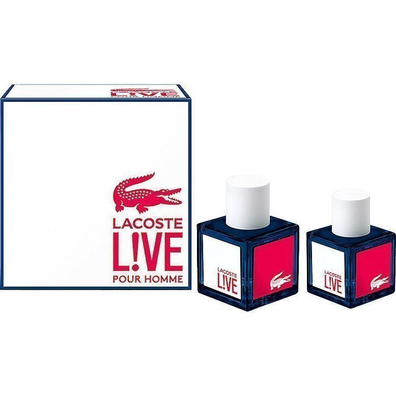 Lacoste Live EdT 100ml EdT 40ml