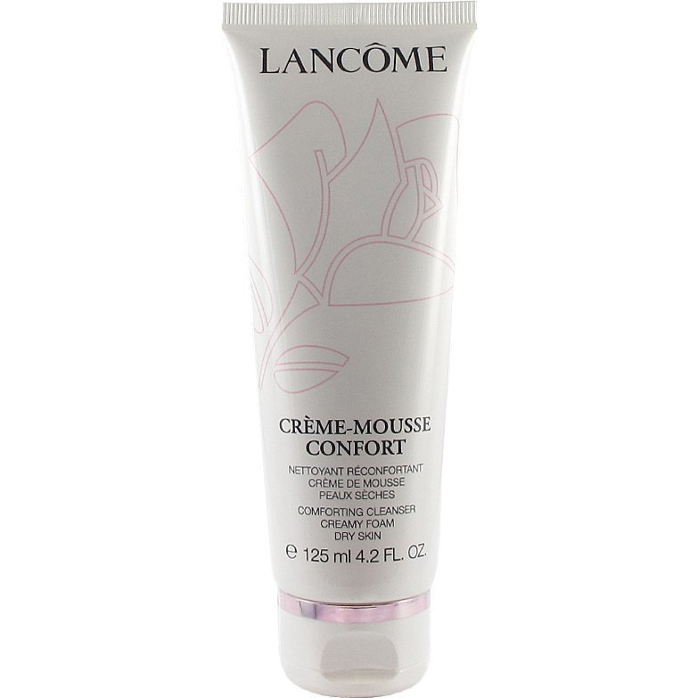 Lancôme Crème Mousse Confort Comforting Cleanser 125ml (Dry skin)