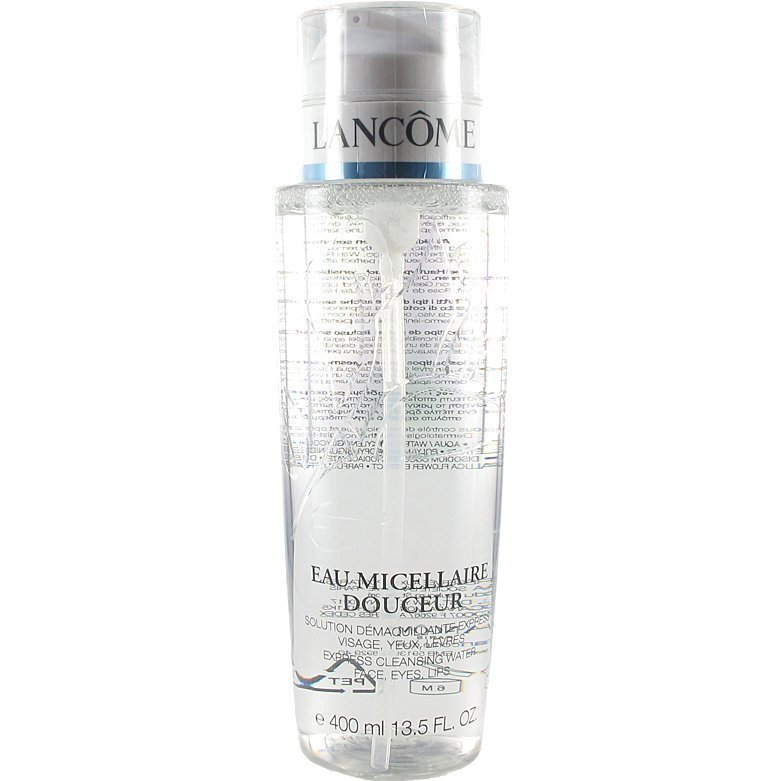 Lancôme Eau Micellaire Douceur Cleansing Water 400ml