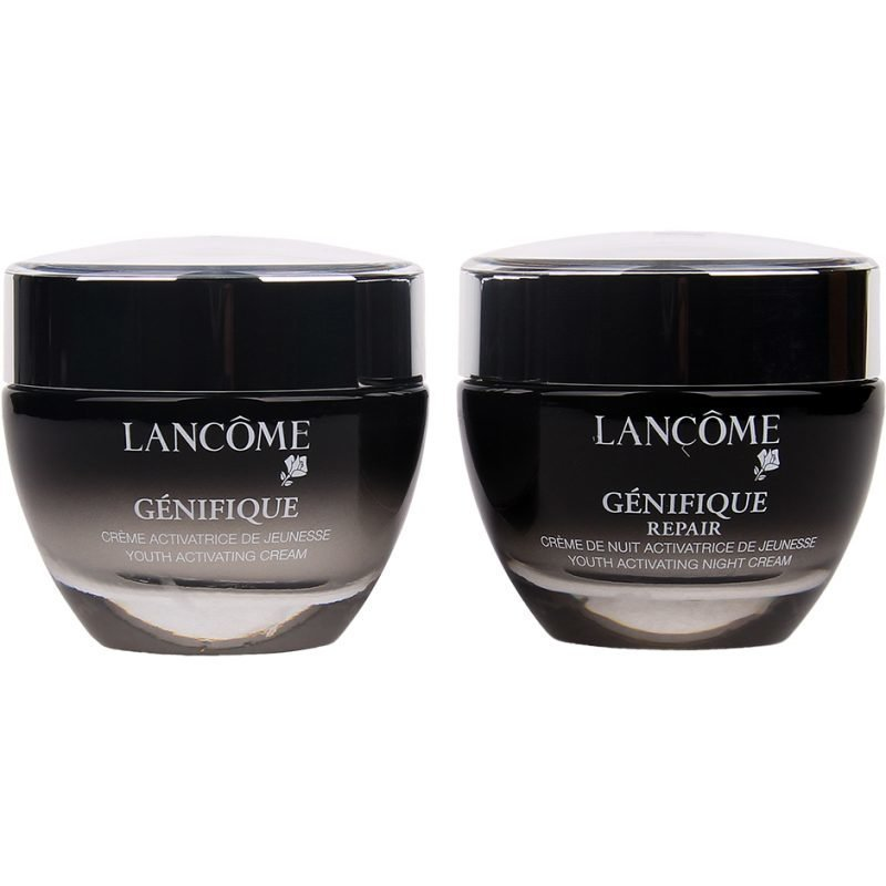 Lancôme Génifique Duo Day Cream 50ml Night Cream 50ml