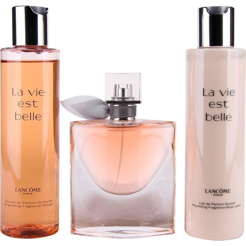 Lancôme La Vie Est Belle Trio EdP 50ml Body Lotion 200ml Shower Gel 200ml