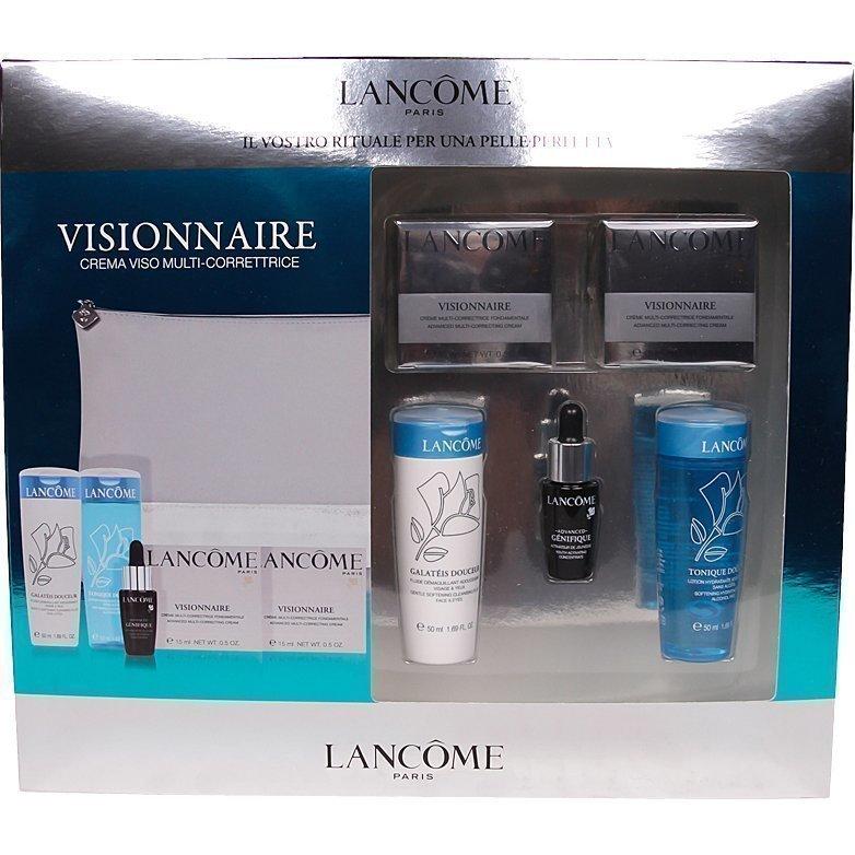 Lancôme Lancôme Set 2 x Visionnaire Cream 15ml Galateis Douceur 50ml Tonique Douceur 50ml Concentrate 7ml 1 Bag