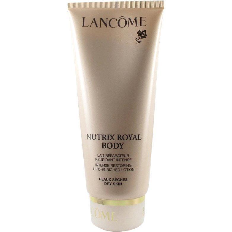 Lancôme Nutrix Royal Body 200ml (Dry Skin)