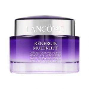 Lancôme Rénergie Multi Lift Night Massaging Cream Hierontavoide