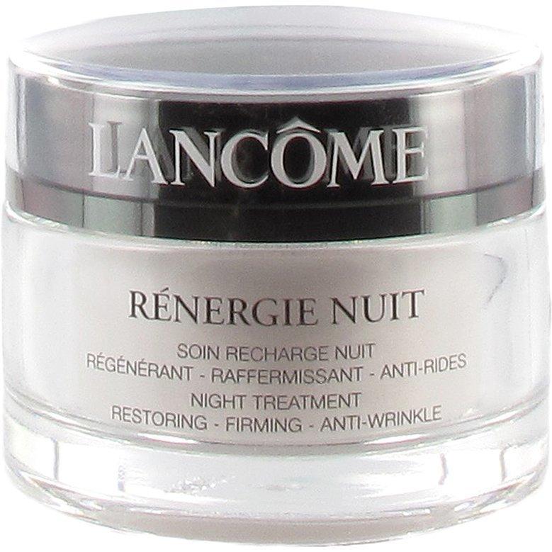 Lancôme Rénergie NightWrinkle Night Creme 50ml