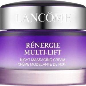 Lancôme Renergie Multi-Lift Night Massage Cream 75 ml