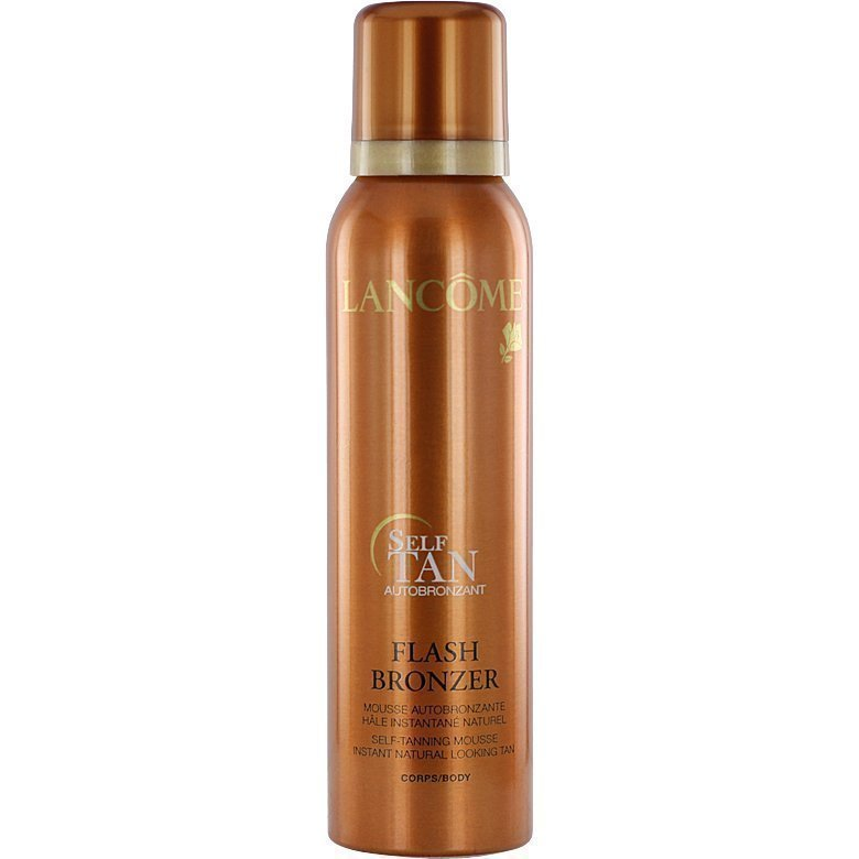 Lancôme Self Tan Flash Bronzer Body Mousse 150ml