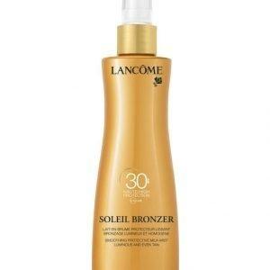 Lancôme Soleil Bronzer Body Milk Spf 30 Aurinkosuoja Vartalolle 200 ml