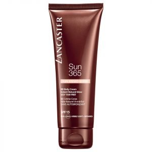 Lancaster 365 Sun Bb Body Cream Spf15 Instant Natural Glow 125 Ml