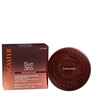 Lancaster 365 Sun Protecting Bronzing Face Powder Spf10 Adjustable Glow 20 G