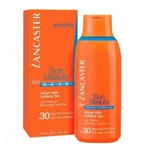 Lancaster Hydrating Velvet Milk Spf 30 5 150 Ml Aurinkovoide