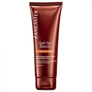 Lancaster Self Tanning Comfort Cream For Face And Body Medium 125 Ml