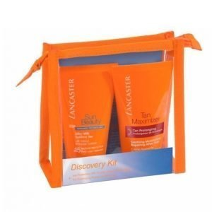 Lancaster Silky Milk Spf 15 & Tan Maximizer After Sun Aurinkovoide