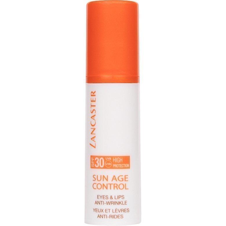 Lancaster Sun Age Control Eyes & Lips SPF30 15ml