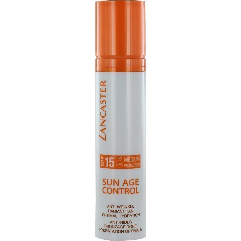 Lancaster Sun Age ControlWrinkle Radiant Tan SPF15 50ml
