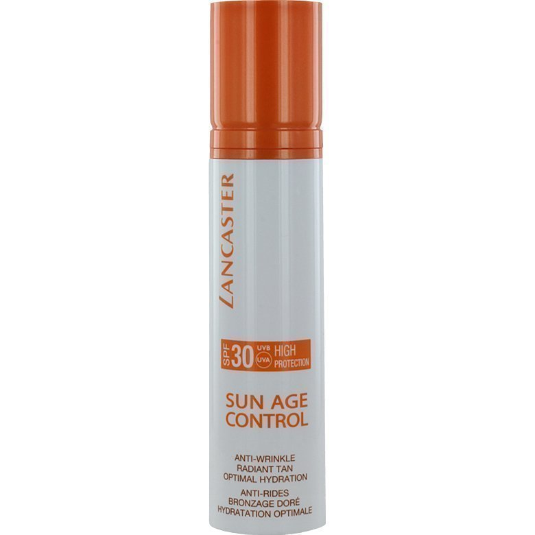 Lancaster Sun Age ControlWrinkle Radiant Tan SPF30 50ml