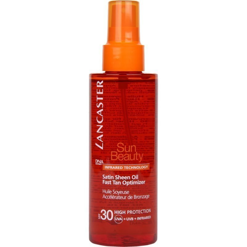 Lancaster Sun Beauty Satin Sheen Oil SPF30