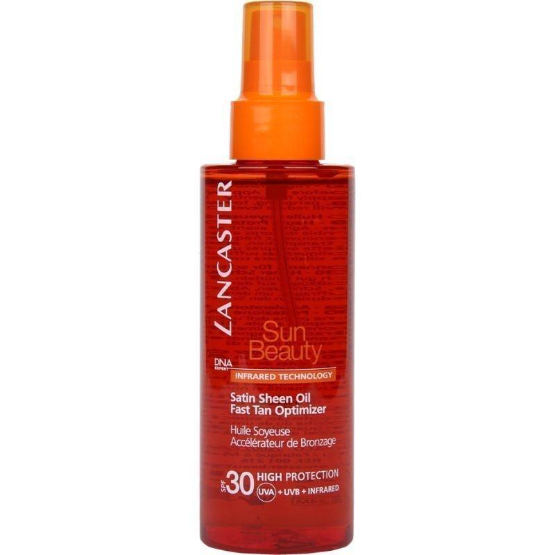 Lancaster Sun Beauty Satin Sheen Oil SPF30