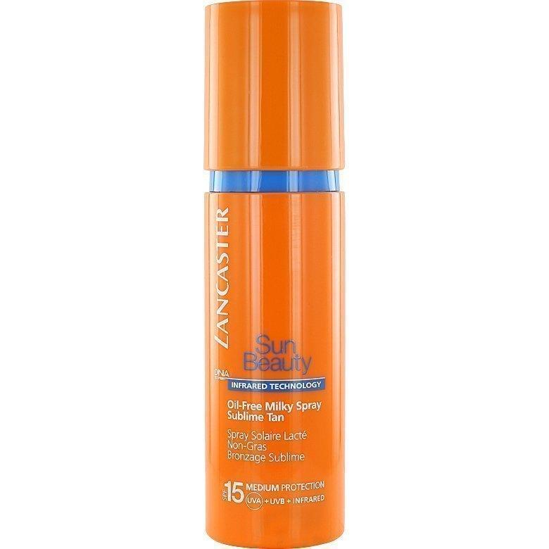 Lancaster Sun BeautyFree Milky Spray SPF15 150ml