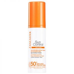 Lancaster Sun Control Eye Contour Cream For Anti-Wrinkles And Dark Spots Spf50+ 15 Ml