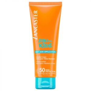 Lancaster Sun For Kids Comfort Cream For Face And Body Spf50 125 Ml