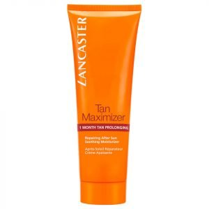 Lancaster Tan Maximiser Soothing Moisturiser Repairing After Sun Face And Body 250 Ml