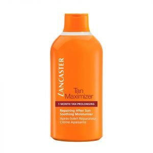 Lancaster Tan Maximiser Soothing Moisturiser Repairing After Sun Face And Body 400 Ml