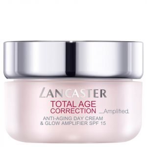 Lancaster Total Age Correction Amplified Anti-Ageing Day Cream And Glow Amplifier Spf15 50 Ml