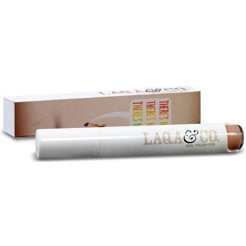 Laqa & Co Nail Polish Pen Mud Pie