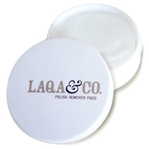 Laqa & Co Polish Remover Pads