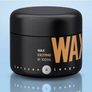Larsson & Lange Exciting Wax