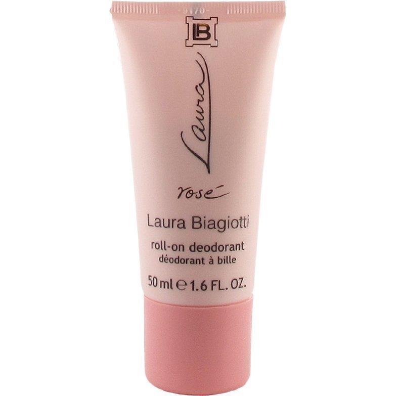 Laura Biagiotti Laura Rosé Roll-On DeodorantOn Deodorant 50ml