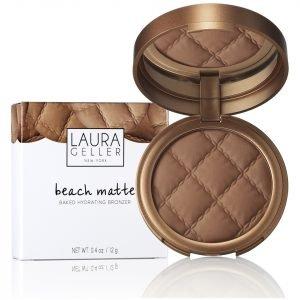 Laura Geller Beach Matte Baked Hydrating Bronzer Deep