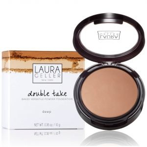 Laura Geller Double Take Baked Versatile Powder Foundation Various Shades Deep