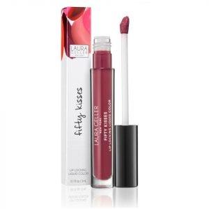 Laura Geller Fifty Kisses Lip Locking Liquid Color Various Shades Makeout Merlot