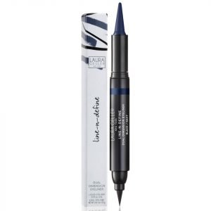 Laura Geller Line-N-Define Dual Dimension Eyeliner Various Shades Navy