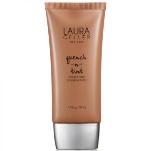 Laura Geller Quench-N-Tint Hydrating Foundation Various Shades Deep