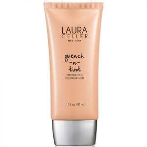 Laura Geller Quench-N-Tint Hydrating Foundation Various Shades Light