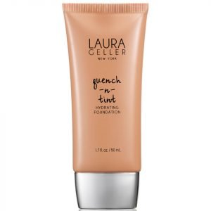Laura Geller Quench-N-Tint Hydrating Foundation Various Shades Medium