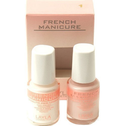 Layla French Manicure Kit 01 Natural