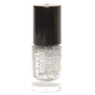 Layla Jewel Effect Nail Polish 01 Diamond